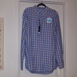 IZOD COOL FX MEN xl LONG SLEEVE SHIRT
